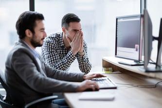 Critical Data Loss