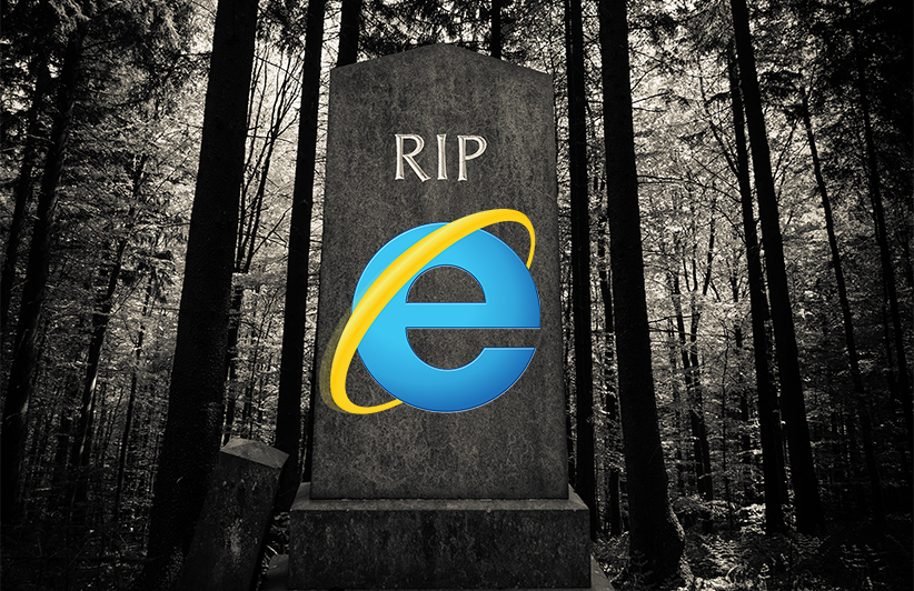 Death Of Internet Explorer