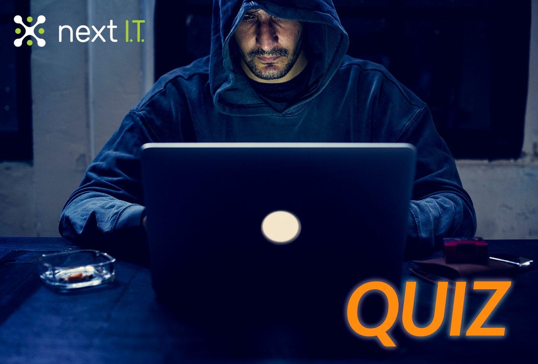 NextIT Quiz